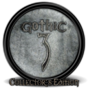 128x128px size png icon of Gothic 3 Collectors Edition 1