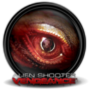 128x128px size png icon of Alien Shooter Vengeance 1