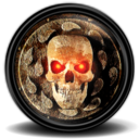 128x128px size png icon of Baldur s Gate 1