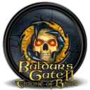 128x128px size png icon of Baldur s Gate 2 Throne of Bhaal 2