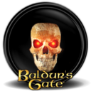 128x128px size png icon of Baldur s Gate 2