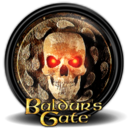 128x128px size png icon of Baldur s Gate 3