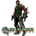 128x128px size png icon of Bionic Commando 2