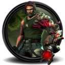128x128px size png icon of Bionic Commando 3