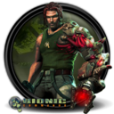 128x128px size png icon of Bionic Commando 4