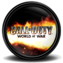 128x128px size png icon of Call of Duty World at War LCE 1