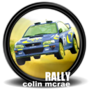 128x128px size png icon of Colin McRae Rally 1