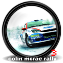 128x128px size png icon of Colin McRae Rally 3 1