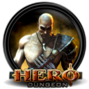 128x128px size png icon of Dungeon Hero 1