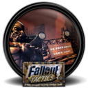 128x128px size png icon of Fallout Tactics 1