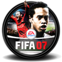 128x128px size png icon of Fifa 07 1