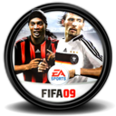 128x128px size png icon of Fifa 09 1