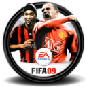 128x128px size png icon of Fifa 09 2
