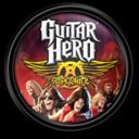 128x128px size png icon of Guitar Hero Aerosmith 4