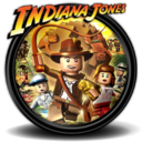 128x128px size png icon of LEGO Indiana Jones 1