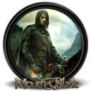 128x128px size png icon of Mount Blade 1