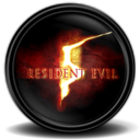 128x128px size png icon of Resident Evil 5 1