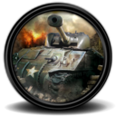 128x128px size png icon of Tank Combat 2