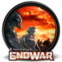 128x128px size png icon of Tom Clancys ENDWAR 1