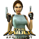128x128px size png icon of Tomb Raider Aniversary 1