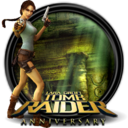 128x128px size png icon of Tomb Raider Aniversary 5