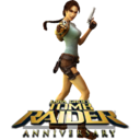 128x128px size png icon of Tomb Raider Aniversary 6