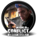 128x128px size png icon of World in Conflict Soviet Assault 1
