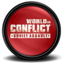128x128px size png icon of World in Conflict Soviet Assault 2