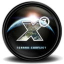 128x128px size png icon of X 3 Terran Conflict 1