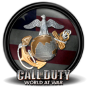 128x128px size png icon of Call of Duty World at War 4