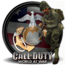 128x128px size png icon of Call of Duty World at War 5