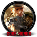 128x128px size png icon of Code of Honor 1