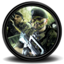 128x128px size png icon of Code of Honor 2 2