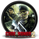 128x128px size png icon of Code of Honor 2 3