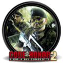 128x128px size png icon of Code of Honor 2 4