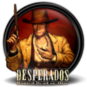 128x128px size png icon of Desperados 1