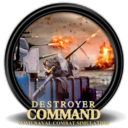 128x128px size png icon of Destroyer Command 1