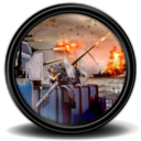 128x128px size png icon of Destroyer Command 2
