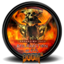 128x128px size png icon of Doom 3 Resurrection of Evil 1