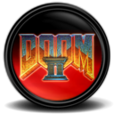 128x128px size png icon of Doom II 1