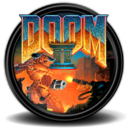 128x128px size png icon of Doom II 2