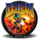 128x128px size png icon of Doom The Ultimate 1