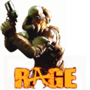 128x128px size png icon of Rage 2