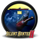 128x128px size png icon of Silent Hunter II 1