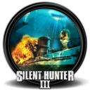 128x128px size png icon of Silent Hunter III 1