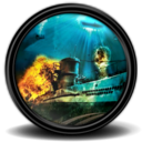 128x128px size png icon of Silent Hunter III 2