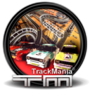128x128px size png icon of Trackmania 1