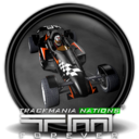 128x128px size png icon of Trackmania Nations Forever 1