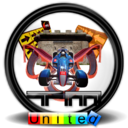 128x128px size png icon of Trackmania United 2