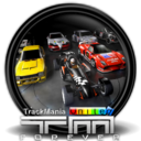 128x128px size png icon of Trackmania United Forever 1
